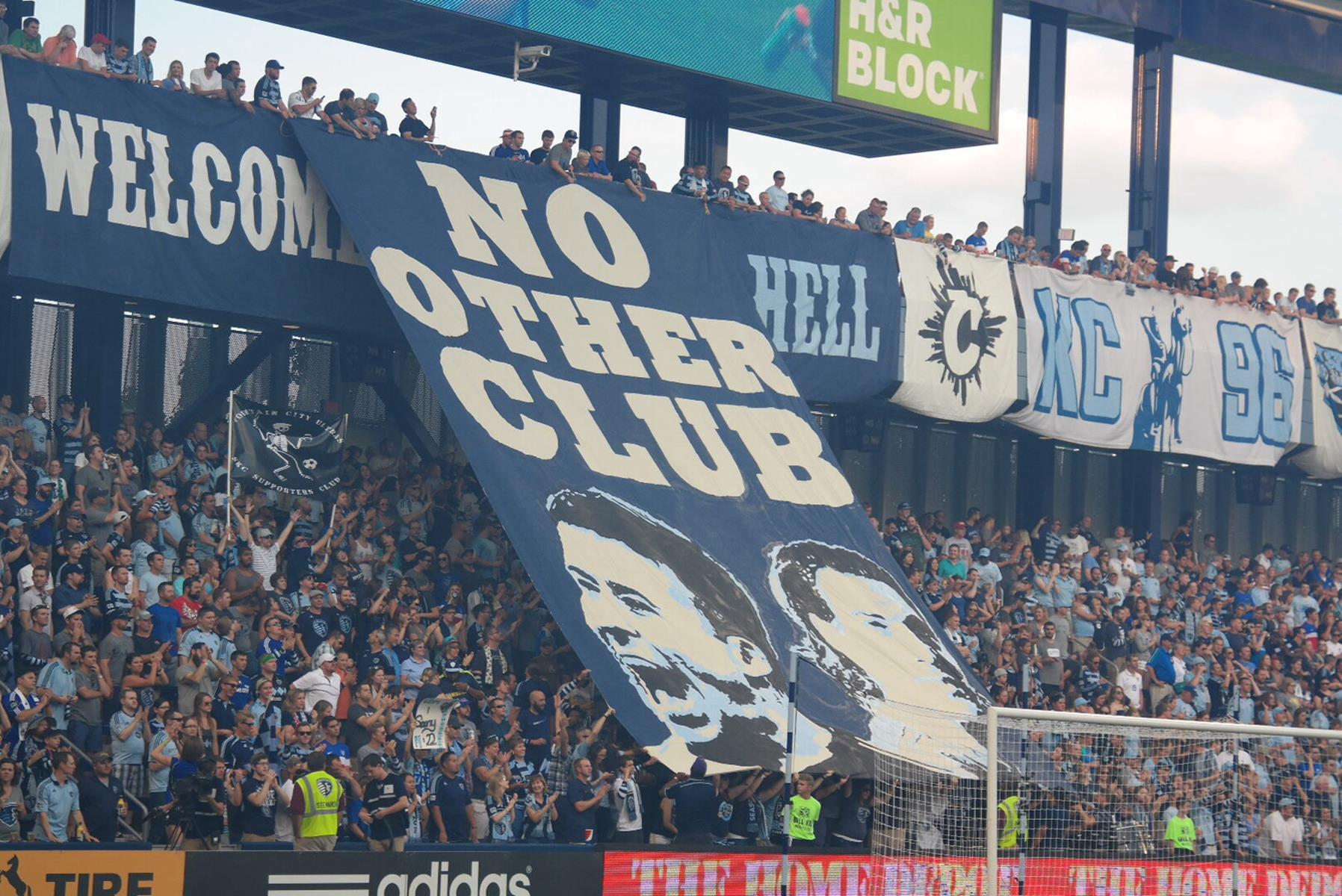 We have the Best Tifo